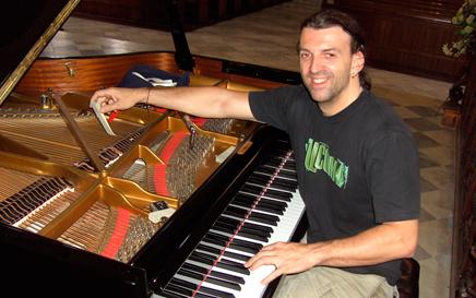 Imanol Lizaso Pianos de Concierto