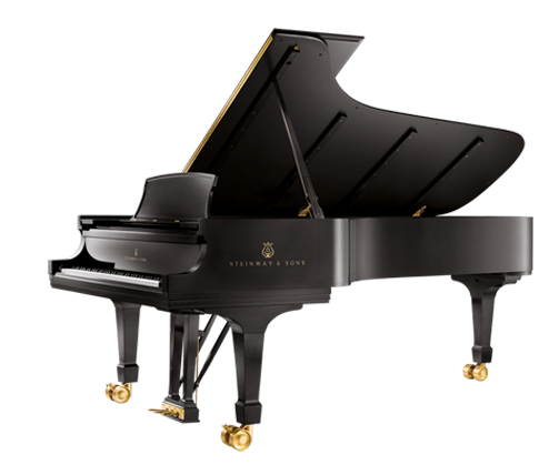 Piano Steinway & Sons Grand Piano