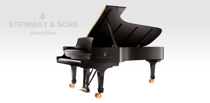 Piano Steinway & Sons Model D