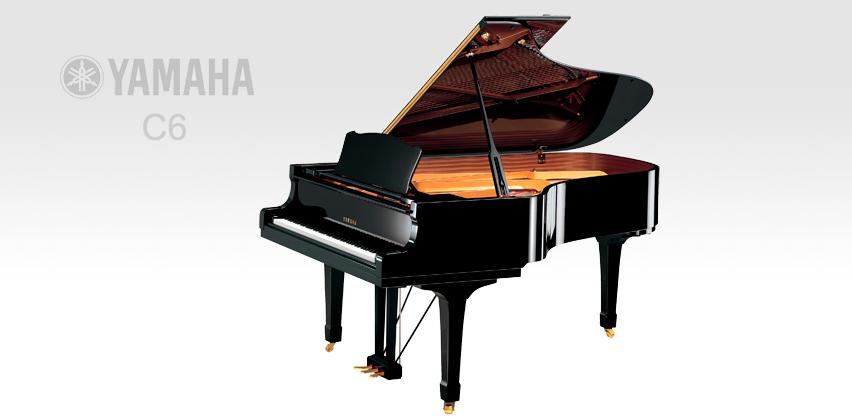 Piano Yamaha C6
